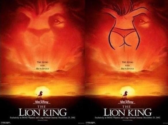 Lion King Bikini