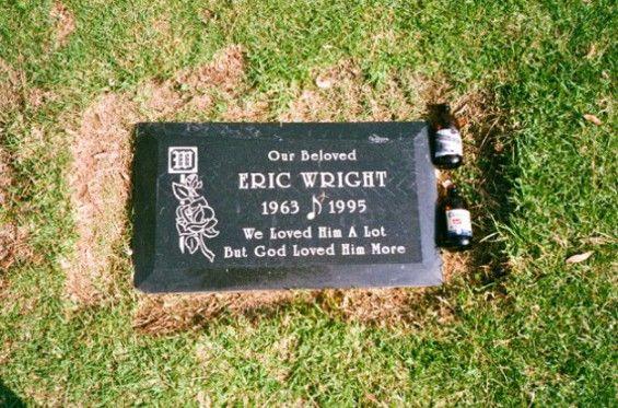 Eazy E Grave