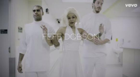 Fefe Dobson Marilyn Monroe