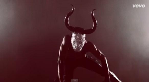 Madonna Bull Mask