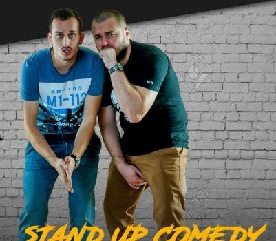 Stand Up Comedy cu Mane Voicu&Nelu Cortea@Racing Pub Constanta