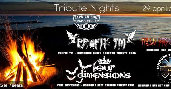 Tribute Nights Vama Veche la Papa la Soni