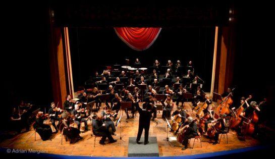 Concert simfonic la Teatrul National de Opera si Balet Oleg Danovski Constanta