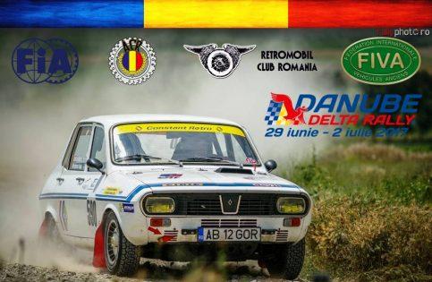 Danube Delta Rally 2017