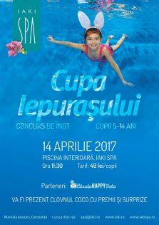 Concurs de inot - Cupa Iepurasului