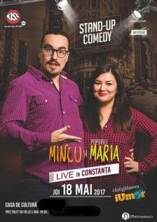 Stand Up Comedy la Casa de Cultura Constanta