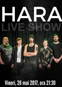 Hara Live Show la Phoenix Club Constanta