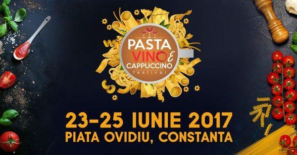 PASTA, VINO e Capuccino