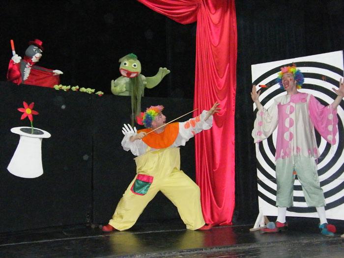 magia circului