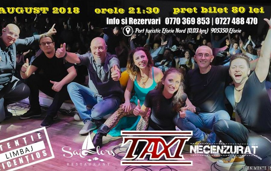 concert taxi necenzurat