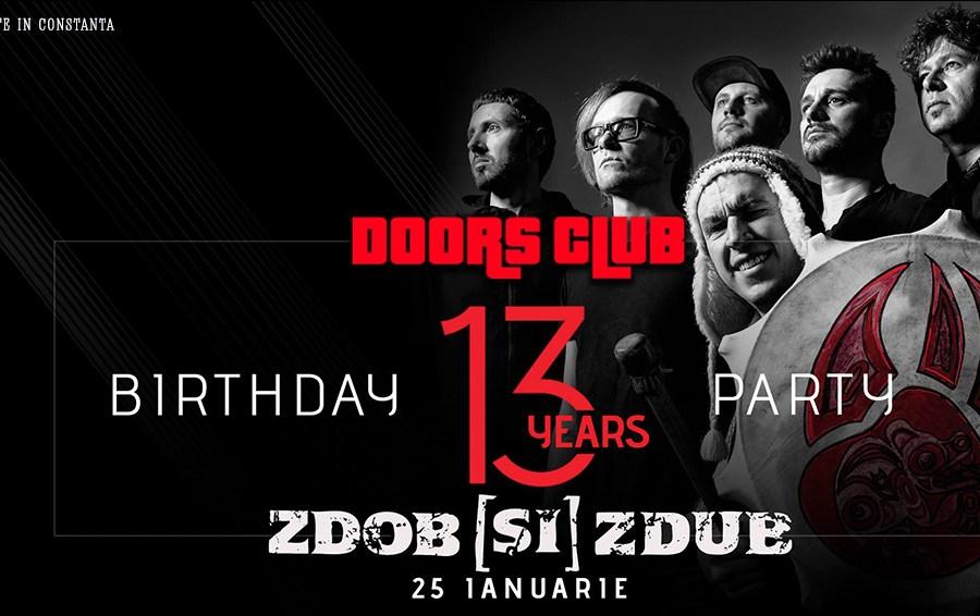 Zdob și Zdub concert live