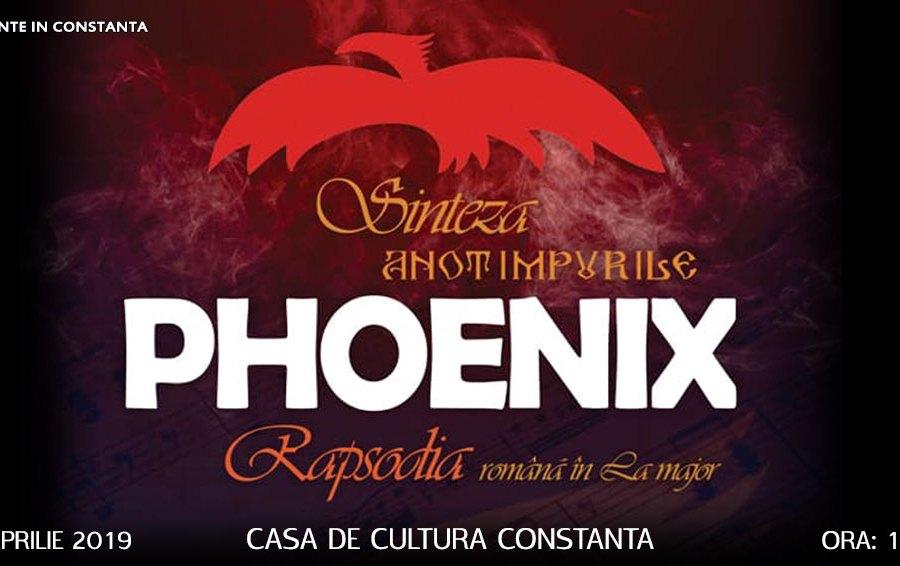 phoenix sinteza rapsodie