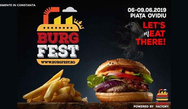 Burg Fest 2019 constanta