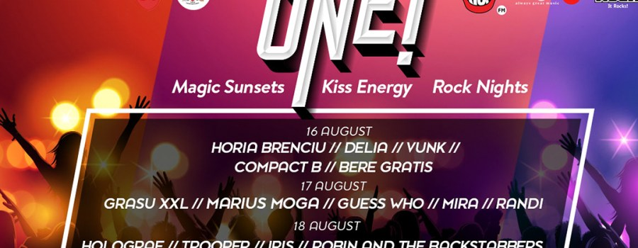 ONE! Festival Weekend 4