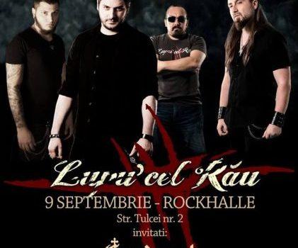 Concert LUPU' CEL RAU la Rock Halle