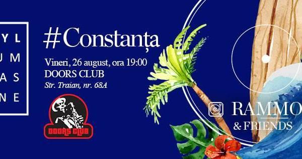 Vinyl, Rum, Tapas & Wine #Constanta