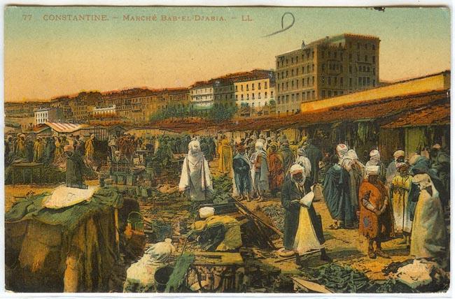 Bab Djabia, Constantine