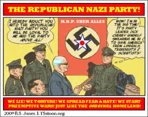 Image result for republicans as fascists cartoons