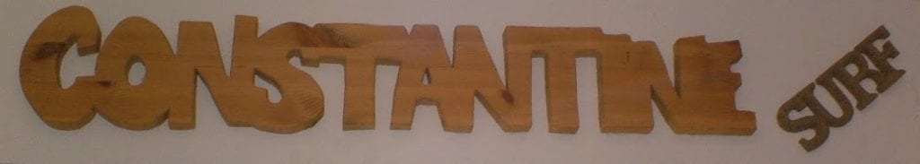 woodsign