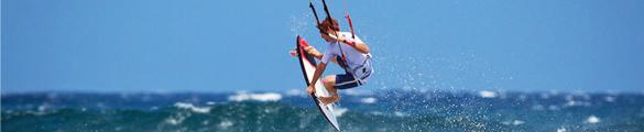Privatunterricht-Kitesurfen