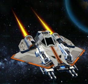 Galactic Starfighter Flashfire