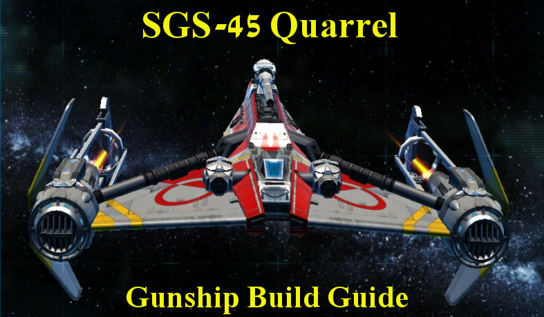 Quarrel Gunship Guide