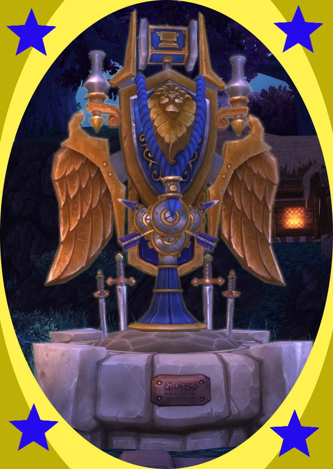 garrison monument for pvp