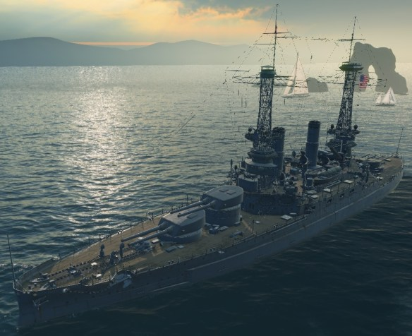 Guide To The Battleship South Carolina In World of Warships