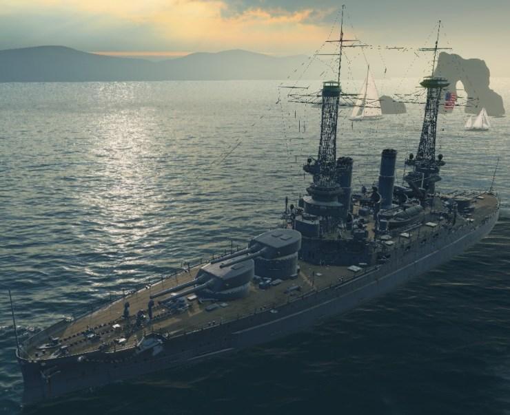 how to play south carolina world of warships