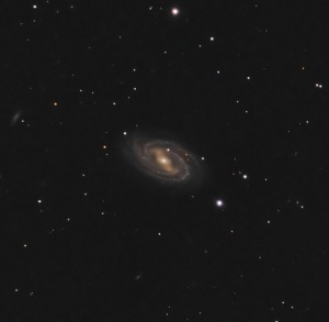 Messier 109,M109,NGC 3992,barred spiral galaxy,ursa major constellation