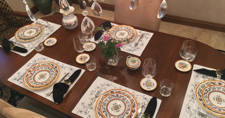 Survive the Constraints of Holiday Entertaining