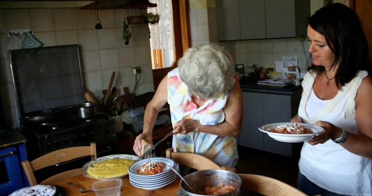 A Memorable Italian Lunch