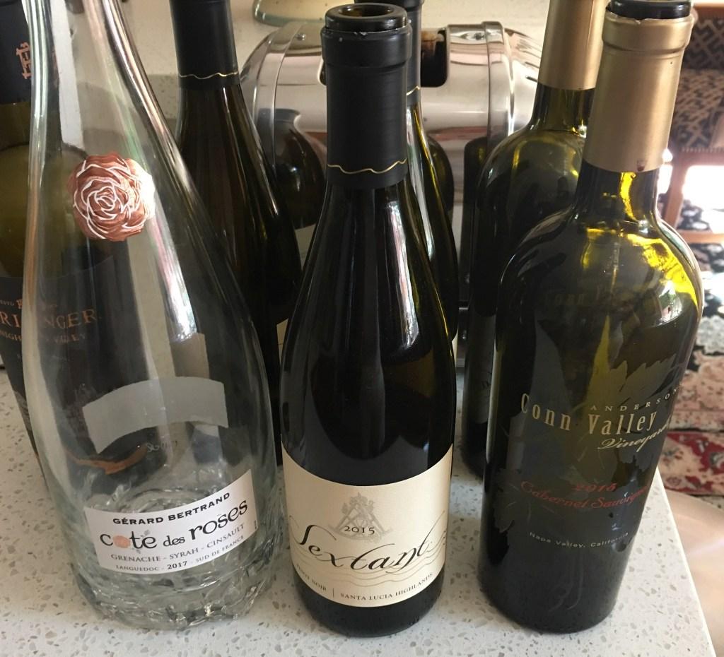 happy hour wines
