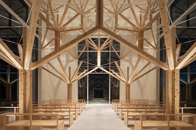 Yu Momoeda une la geometría con la naturaleza