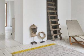 Dale un look acogedor y moderno a tu hogar utilizando estas maxi alfombras.
