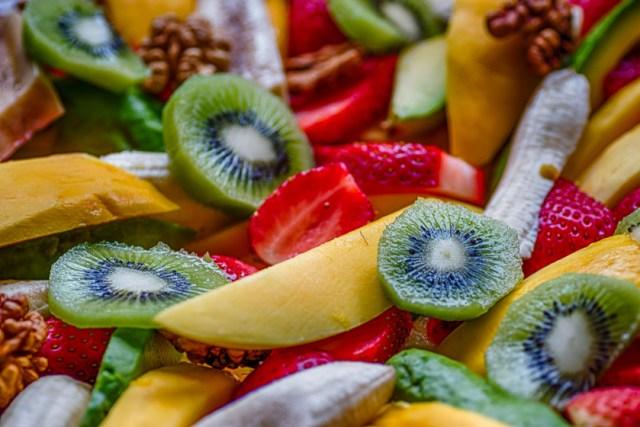 Hábitos para crear una alimentación saludable