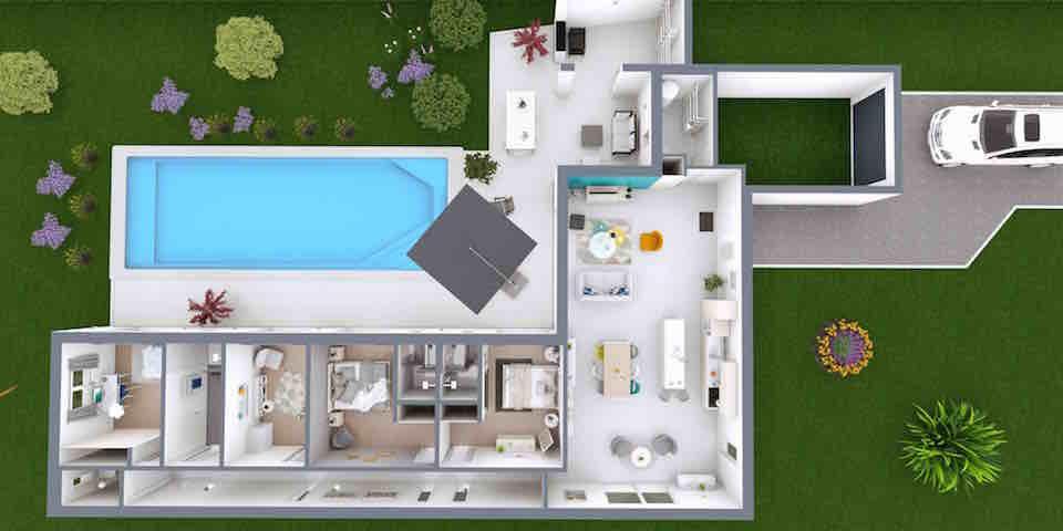 concevoir un plan de maison maison laure