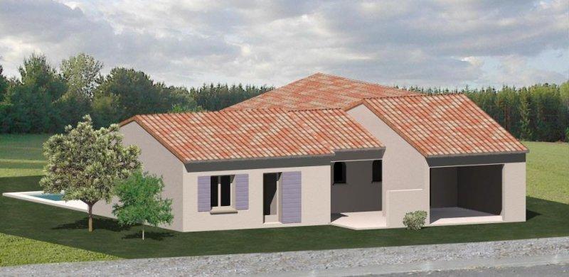 CONSTRUCTION 86FR Gt Plans Pour Maison Plain Pied De Type