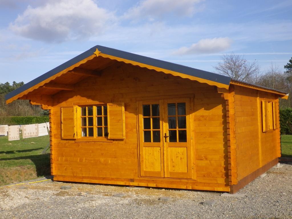 Chalet Habitable Annecy 30m En Bois En Kit