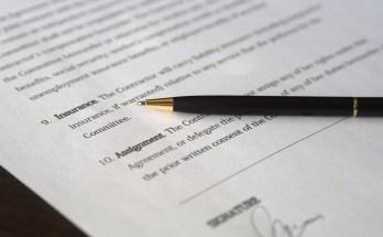 contrat de maîtrise d'œuvre
