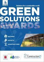 Couverture brochure Green Solutions Awards 2017 EN