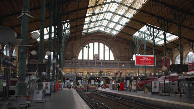 Paris Les Travaux Dbutent La Gare Du Nord