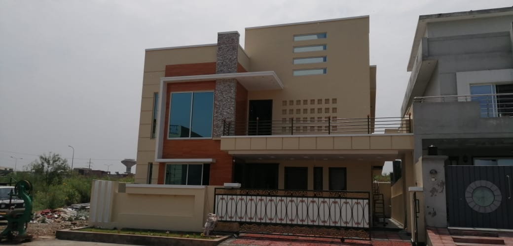 10 Marla House Construction in Media Town Islamabad