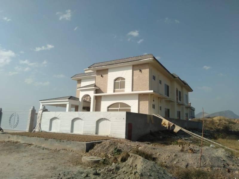 1 Kanal House Construction at Sector B17 Islamabad