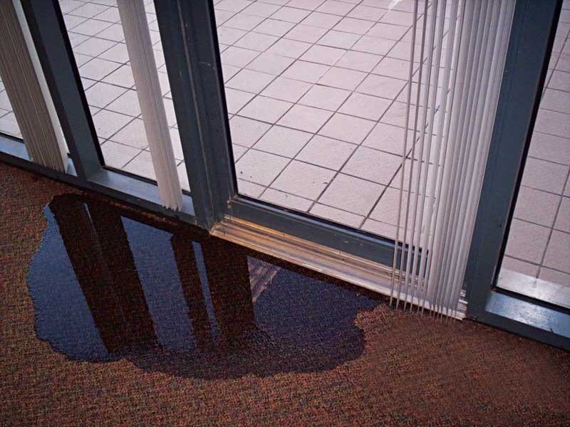 Understanding Why Doors Leak Construction Specifier
