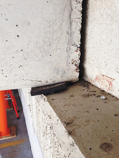 Bearing Pad Durability In Precast Concrete Garages