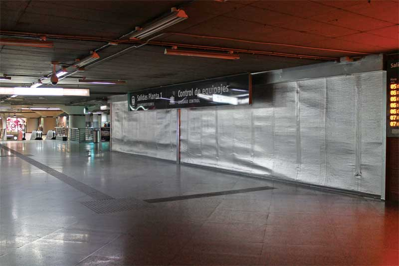 fire protective curtains