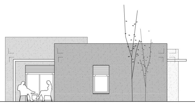 Del dibujo a una casa un sueño construido por nosotros