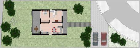 Casa prefabricada modelo besalú