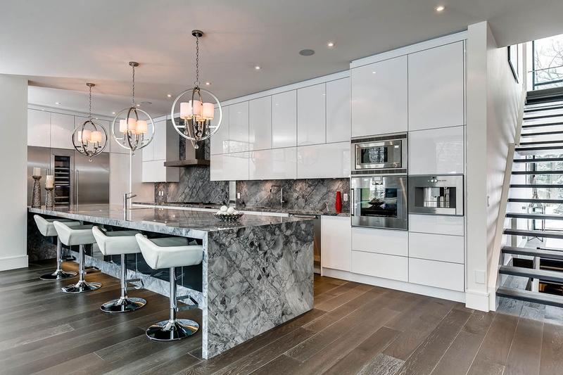 Ashley Park House Par Barroso Homes Toronto Canada
